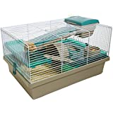 Rosewood Small Animal Pico Hamster Cage, Translucent Teal