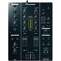 Pioneer DJミキサー ブラック DJM-350