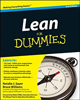 Lean For Dummies by [Sayer, Natalie J., Williams, Bruce]