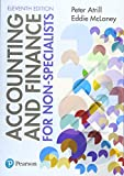 Cover of Accounting and Finance for Non-Specialists 11th edition