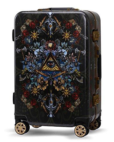 S型 WISDOM / DL1200 ダブルキャスター搭載 スーツケース キャリーケース TSAロック 軽量 小型