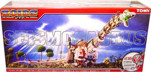 ゾイド 069 セイスモサウルス
