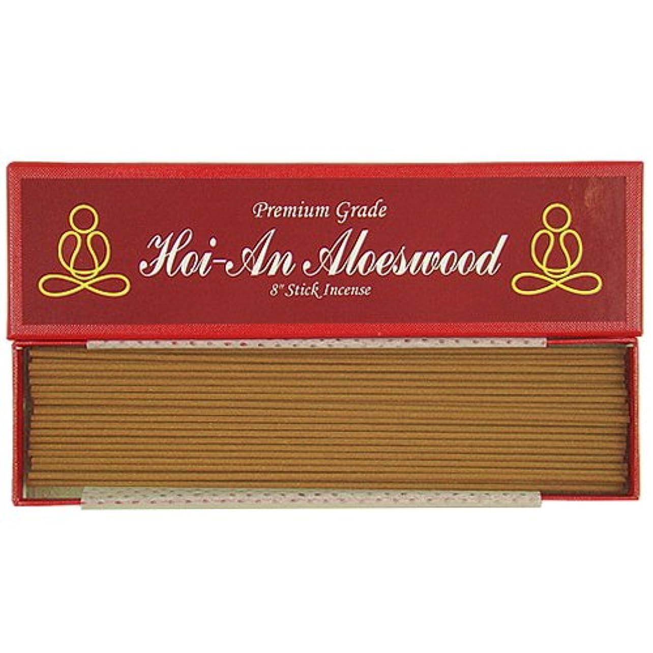 脳枕たとえプレミアムVietnamese hoi-an Aloeswood – 8 Inches Stick Incense – 100 % Natural – g054s