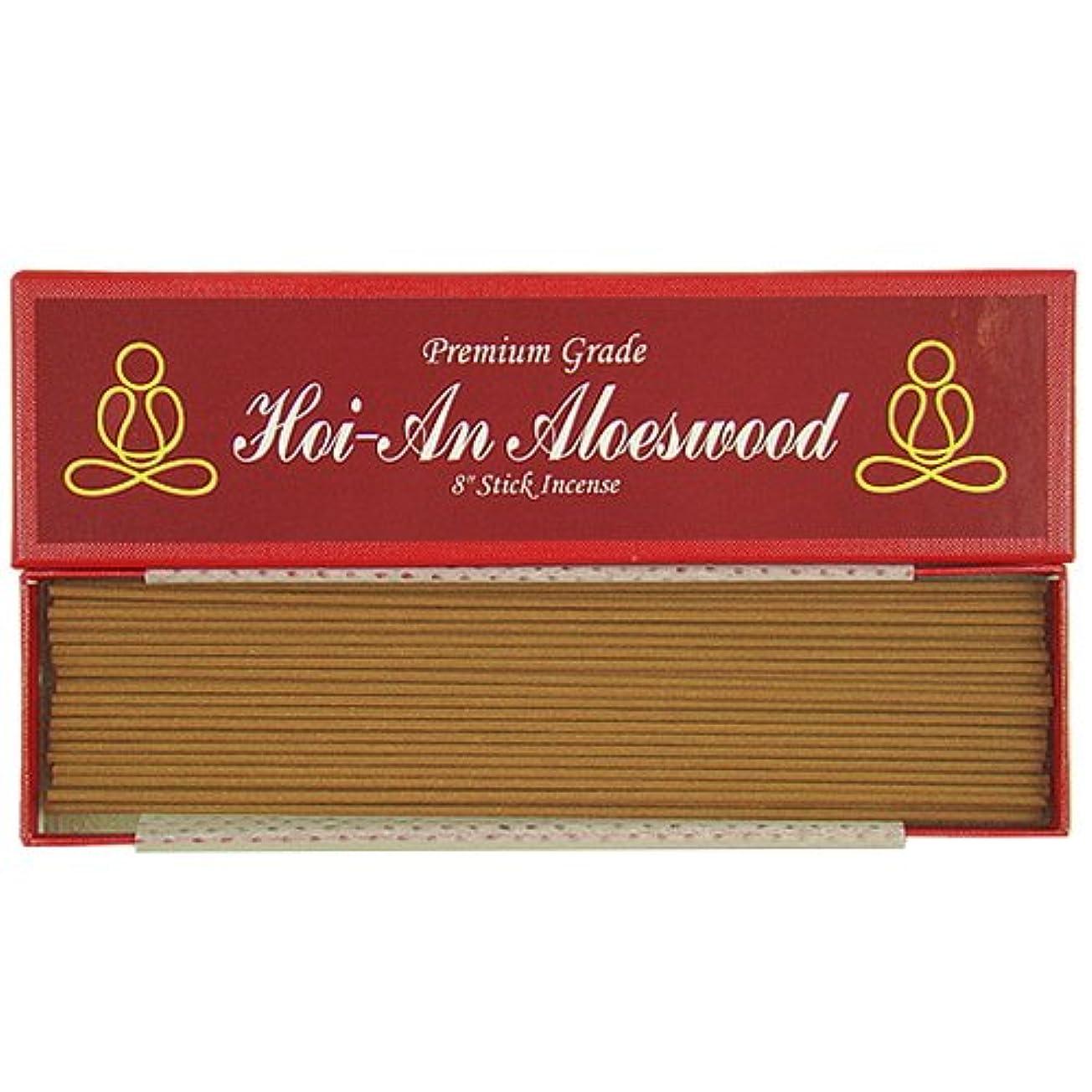 間隔会議卒業プレミアムVietnamese hoi-an Aloeswood – 8 Inches Stick Incense – 100 % Natural – g054s