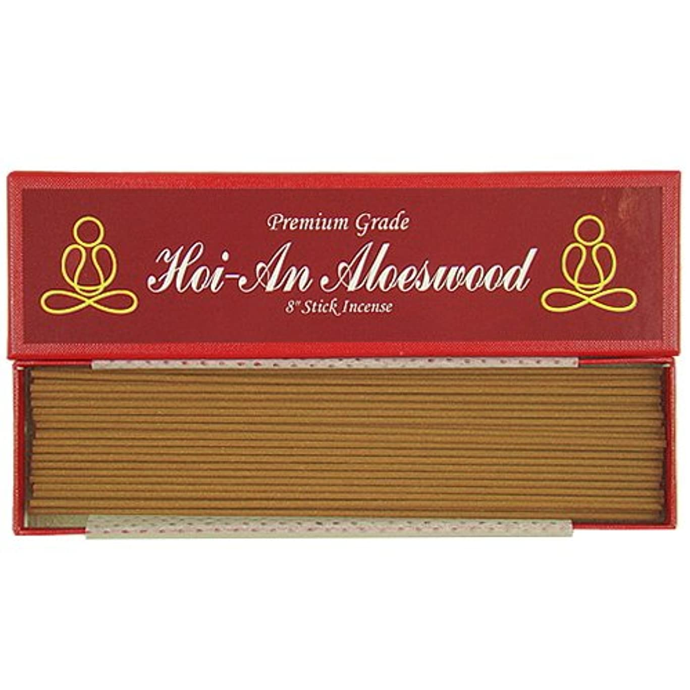 特定のオーストラリア印象プレミアムVietnamese hoi-an Aloeswood – 8 Inches Stick Incense – 100 % Natural – g054s