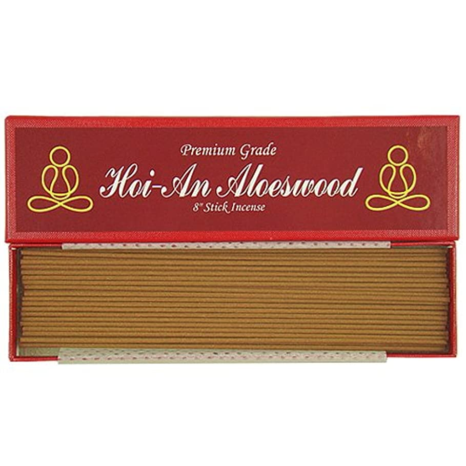 することになっている忍耐看板プレミアムVietnamese hoi-an Aloeswood – 8 Inches Stick Incense – 100 % Natural – g054s