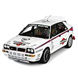 京商オリジナル 1/18 Lancia Delta HF Integrale Evoluzione Rally 1991 TEST CAR 完成品