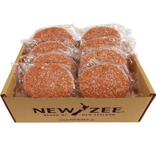 NEWZEE ハンバーグ パティ 【100%ニュージーランド産牛肉】 150g