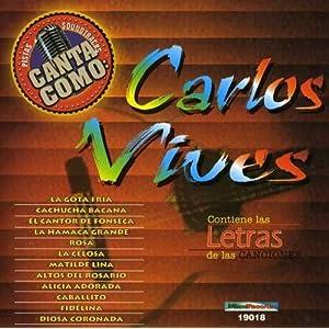 Pistas: Canta Como Carlos Vives