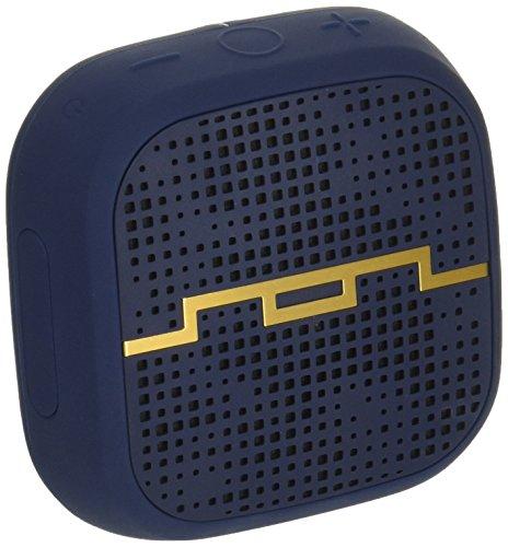 SOL REPUBLIC Punk ワイヤレススピーカー Bluetooth Ver4.0対応 ネイビーゴールド SOL-PUNK-NVY-GLD 【国内正規品】