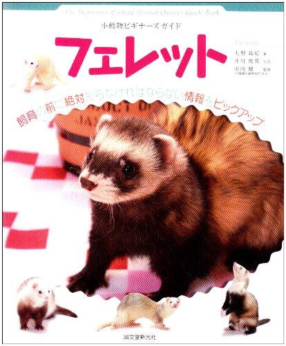 フェレット―小動物ビギナーズガイド (SMALL ANIMAL POCKET BOOK SERIES)の詳細を見る