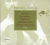 Andia: Recueil, Des Pieces De