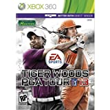 Xbox360 Tiger Woods PGA Tour 13 アジア版