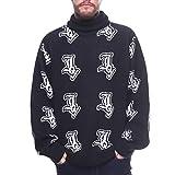 (ジョイリッチ) Joyrich メンズ トップス ニット・セーター joy logo turtleneck sweater [並行輸入品]