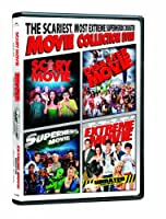 The Scariest, Most Extreme Superheroic Disaster Movie Collection