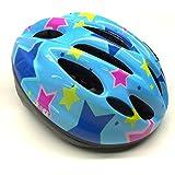 J@G connection(ジャグコネクション) 子供用 自転車用 ヘルメット 単品 & ヒジ ヒザ 手首 プロテクター セット 超軽量 可愛い オシャレ