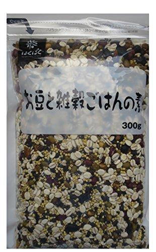 はくばく お豆と雑穀ご飯の素 袋300g