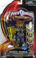 Power Rangers Mystic Force Action Figure Mystic Morph Solaris Knight
