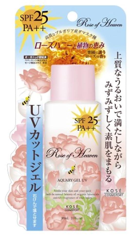 小屋うねる正統派Rose of Heaven(ローズオブヘブン) アクアリィジェル UV 90mL