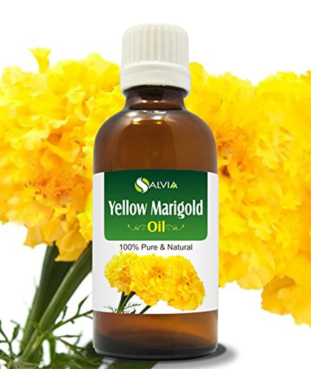 やけどしっとりサイトラインYELLOW MARIGOLD OIL 100% NATURAL PURE UNDILUTED UNCUT ESSENTIAL OIL 30ML