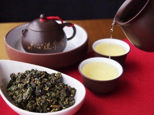 台湾烏龍茶 特級 四季春茶 200g