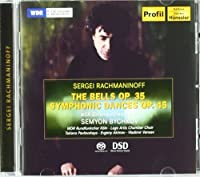 Orchestral Works the Bells Symphonic Dances by RACHMANINOFF SERGEJ (2007-09-25)
