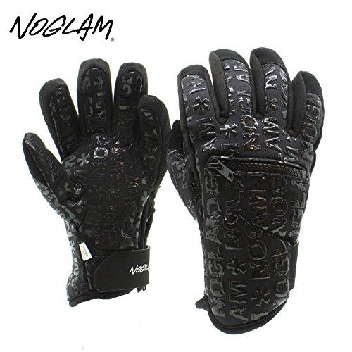 (ノーグラム)NOGLAM 2015年モデルnog-123 グローブ VENIX FIVE FINGER/BLACK 日本正規品 S