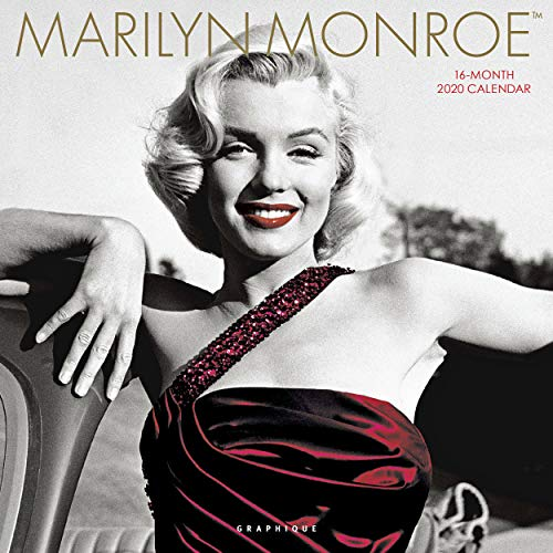 MARILYN MONROE 2020 CALENDAR (マリリン モンロー 2020年 カレンダー GF)