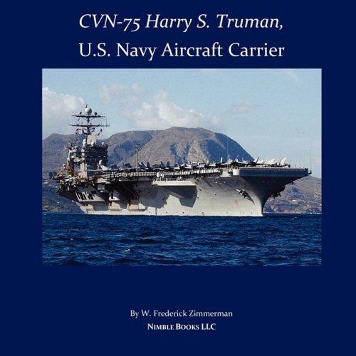Cvn-75 Harry S. Truman, U.s. Navy Aircraft Carrier