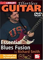 Effortless Guitar: Essential Blues Fusion [DVD] [Import]