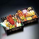 和風 海鮮 生おせち料理 『佳宴』 2段重 【 冷蔵 生おせち 12月31日到着のみ】