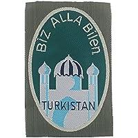 WWⅡ 第二次世界大戦 トルコ人 ボランティアの記章 BeVo II レプリカ
