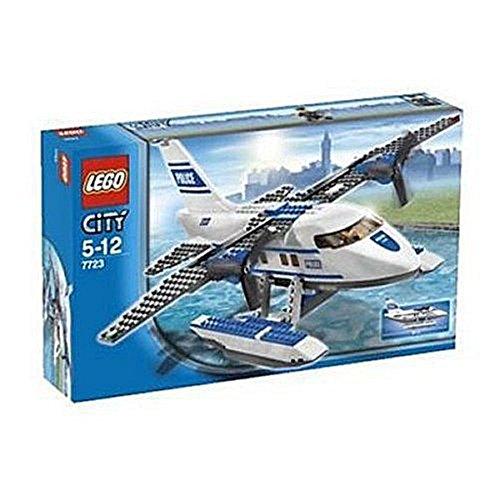 レゴ (LEGO) シティ 警察 警察水上飛行機 7723