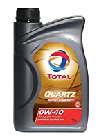 TOTAL ( トタル ) エンジンオイル【QUARTZ 9000 ENERGY】0W-40 1L 195282【HTRC3】