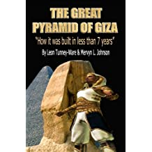 Pyramids of Giza: The Great Pyramid Of Giza: How It Was Built In Less Than 7 Years