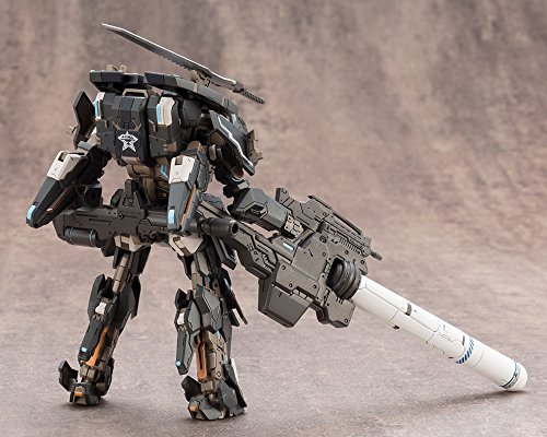 ファンタシースターオンライン2 A.I.S Black Ver. 全高約110mm 1/72スケール プラモデル