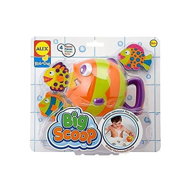 ALEX Toys - Bathtime Fun, Big Scoop, 840W おもちゃ [並行輸入品]