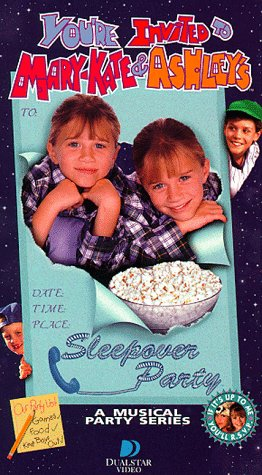 You're Invited to Sleepover Party [VHS] [Import]
