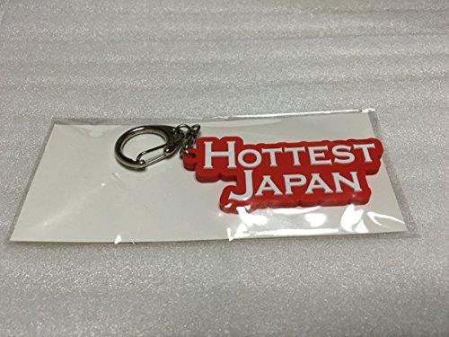 2PMキーホルダー赤 ニックン HOTTEST JAPAN