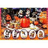 ディズニーキャラクター ぺっこり~ず Happy Halloween! [全5種セット(フルコンプ)]