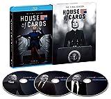 ハウス・オブ・カード 野望の階段 ファイナルシーズン Blu-r...[Blu-ray/ブルーレイ]