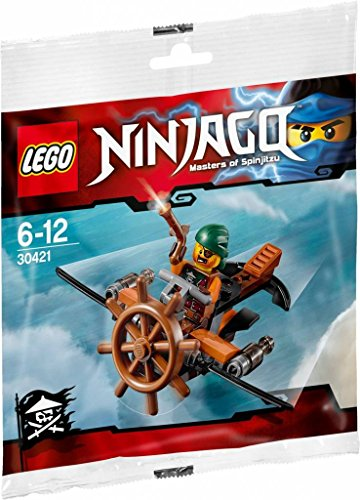 LEGO Ninjago: Skybound 飛行機 セット 30421 (袋詰め)