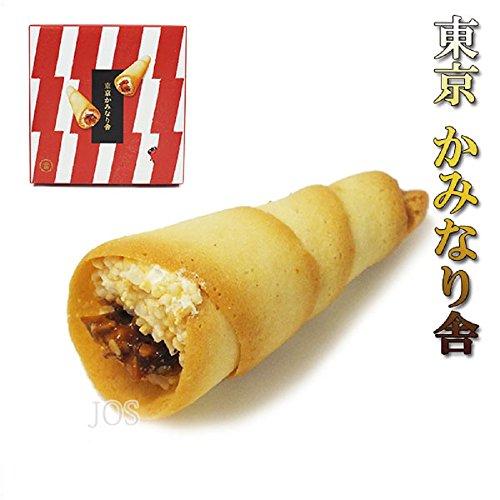 東京かみなり舎 ラングドシャ 和菓子 スイーツ お菓子 (12個入り)