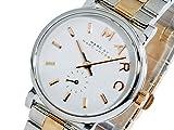 (マークバイマークジェイコブス) MARC BY MARC JACOBS 時計 レディース MBM3331 BAKER ベイカー 腕時計 シルバー/ゴールド[並行輸入品]