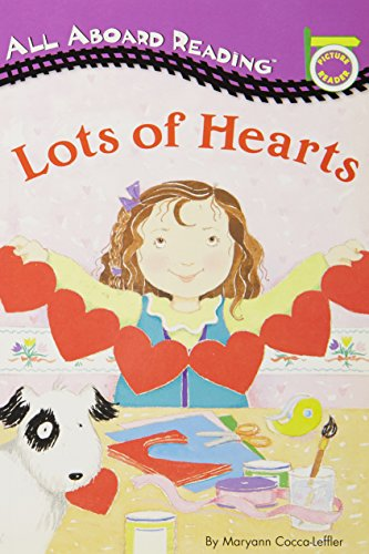 Lots of Hearts (All Aboard Picture Reader)の詳細を見る