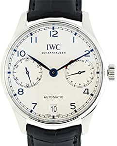 IWC ポルトギーゼ オートマティック 7デイズ (Portuguese Automatic 7days) [新品] / Ref.IW500705 [並行輸入品] [iwc275]