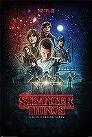 Stranger Things Poster - A Netflix Original Series (61cm x 91,5cm)
