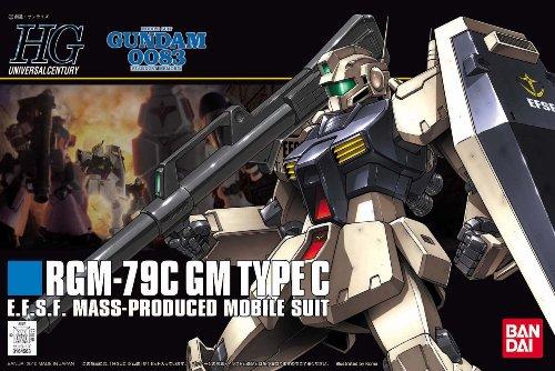 HGUC 1/144 RGM-79C ジム改 (機動戦士ガンダム0083 STARDUST MEMORY)