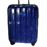 (ビバユー) VIVAYOU スーツケース キャリー ハード 旅行かばん 36~43L 小型 2~3泊程度 4.ネイビー