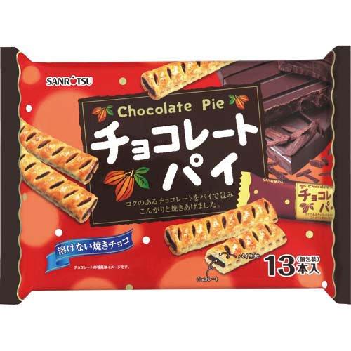 三立製菓 チョコレートパイ 13本×3袋